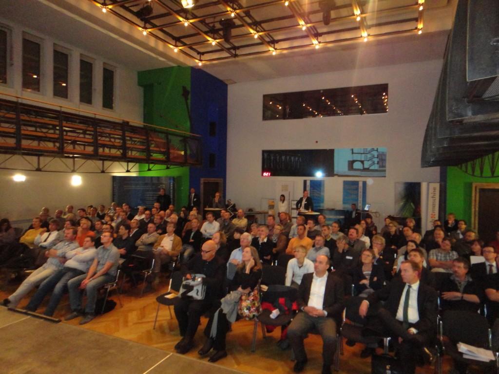 Der 5. Stuttgarter Architekten- und Ingenieurtag an der HFT Stuttgart