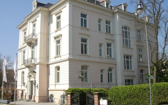 Architektenkammer Hessen, Wiesbaden