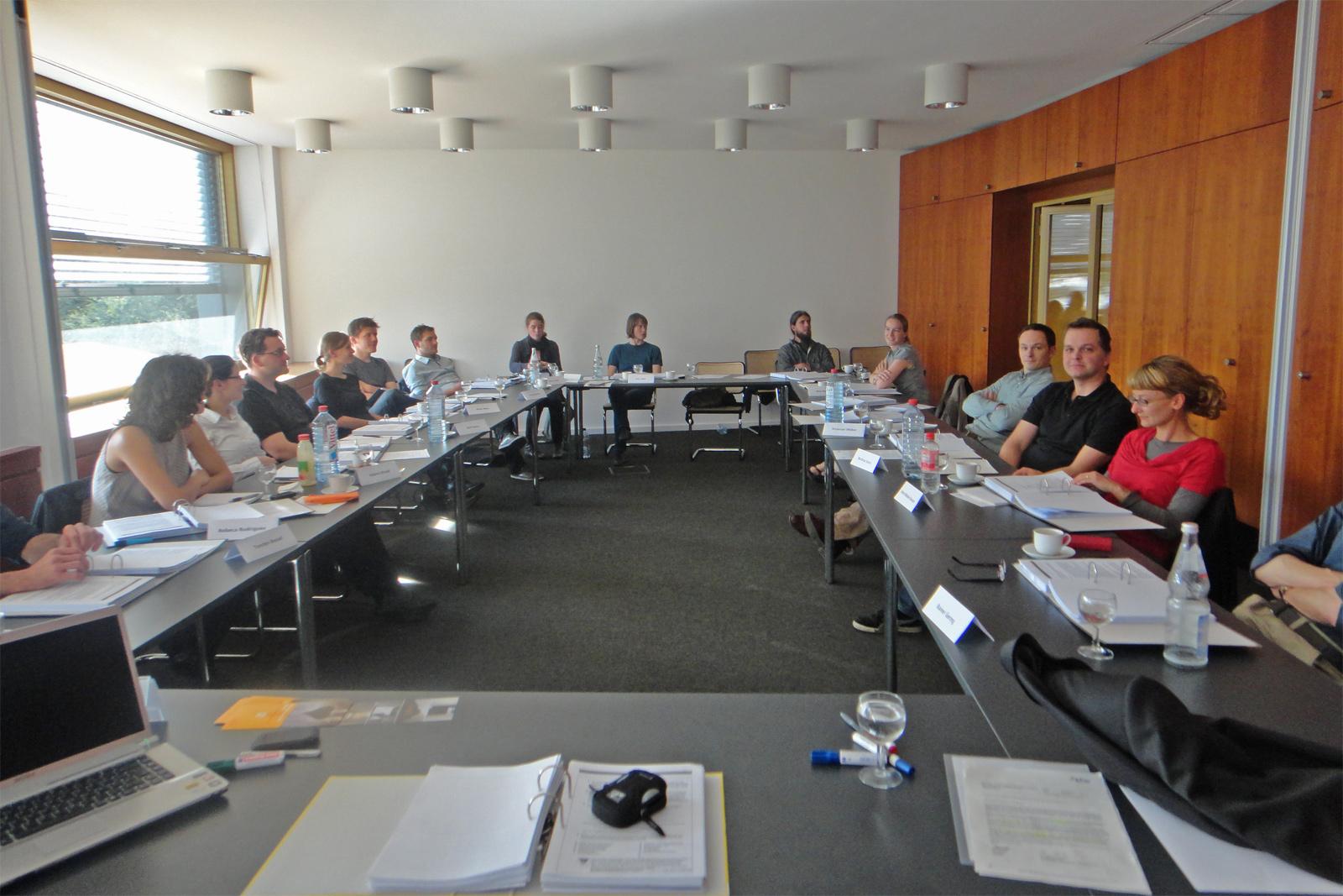 Existenzgründungsseminar Am 28092011 In Der Architektenkammer