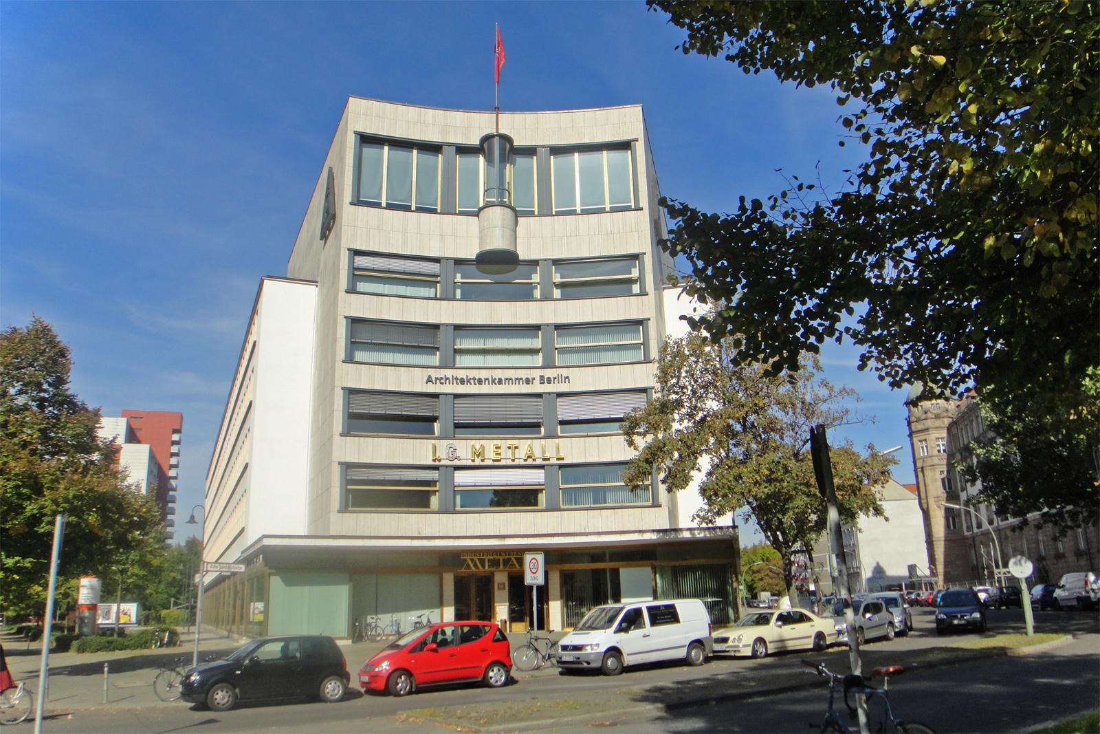Die neue Geschäftsstelle der Architektenkammer Berlin