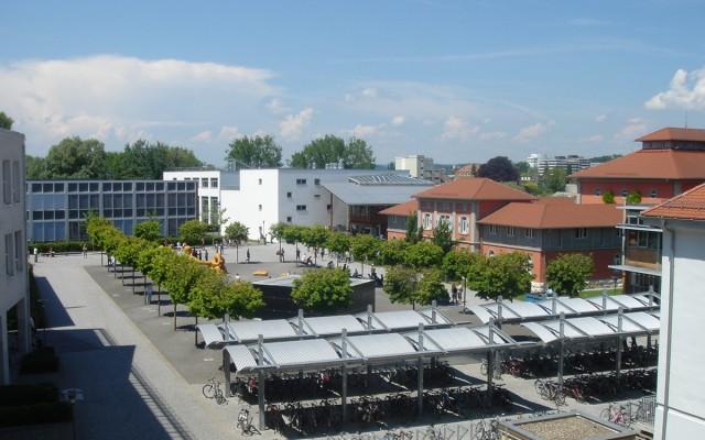 Fachhochschule Konstanz, Fachbereich Architektur
