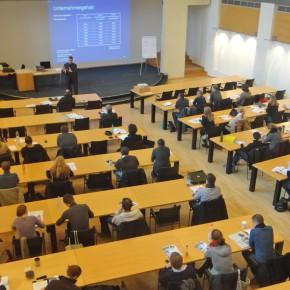 Absolventenseminare im TZU Technologiezentrum Umweltschutz in Oberhausen Dezember 2011