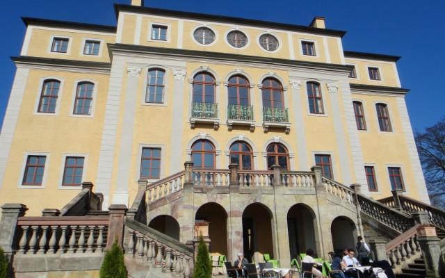 Bauhaus Akademie, Schloss Ettersburg, Thüringen