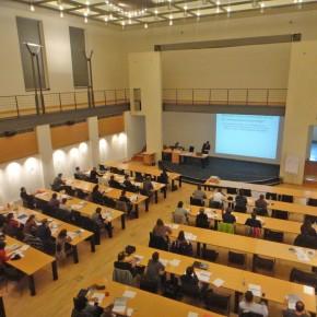 Absolventenseminare im TZU Technologiezentrum Umweltschutz in Oberhausen