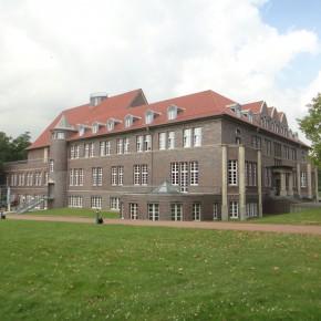 Absolventenseminare im TZU Technologiezentrum Umweltschutz in Oberhausen am 18.09.2014