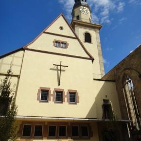 8. Stuttgarter Architekten- und Ingenieurstag am 19. September 2014 im Hospitalhof in Stuttgart