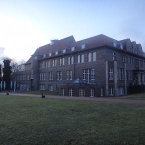 Absolventenseminare im TZU Technologiezentrum Umweltschutz in Oberhausen am 15.02.2015